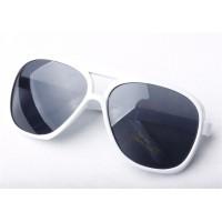 Стильные мужские солнцезащитные очки со 100% защитой от ультрафиолета в винтажном стиле