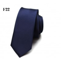 Модные тонкие мужские галстуки ручной работы в стиле casual, 20 расцветок