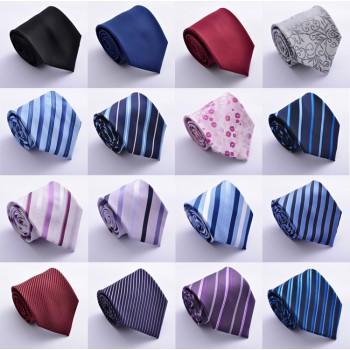 Высококачественные официальные и свадебные мужские галстуки, 22 вида