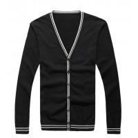 Мужской кардиган (свитер) с V-образным вырезом