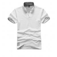 Мужская футболка поло с коротким рукавом