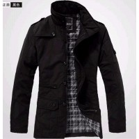 Модная мужская зимняя куртка