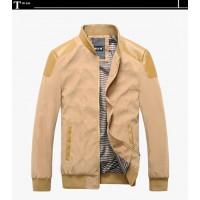 Модная демисезонная мужская куртка, 4 цвета